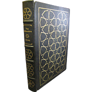 "SALE 1978 Limited Edition ""The Alhambra"" by Washington Irving,Leather,Easton Pressâ€"