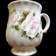 Prettiest Rose Embellished Porcelain Mug by Hitkari