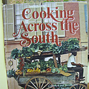 SOLD H, S.O. - Cooking Across the South by Lillian Marshall, Southern Living