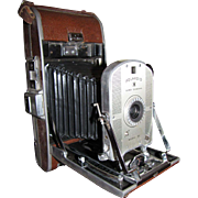 SALE Vintage Polaroid Land Model 95 Instant Film Camera Produced from 1948-1953‏