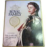 SALE The Story Of The Royal Family, Don Coolican Hardcover 1st Ed. 1981‏