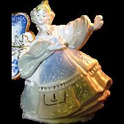 Ardalt Lenwile Mid Century Figurine of Dancing Asian Lady, Lovely!