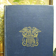 1943, The Naval Officer's Guide by Commander Arthur Ageton, 1st edition 7th printing‏