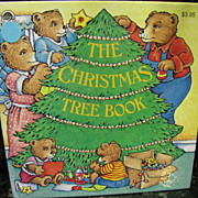 The Christmas Tree Book by Carol North, Ills. by Diane Dawson