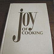 SALE Joy of Cooking by Irma Rombauer and Marion Rombauer Becker, 1976