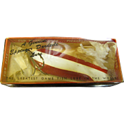 "SALE Vintage Genuine Eppinger Dardevle Lure 5"" in Original Box‏"