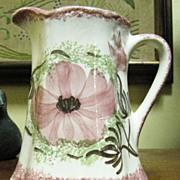 Lovely Cash Family Hand Made Pottery Creamer