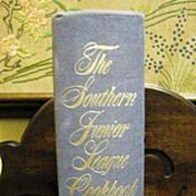 Vintage Southern Junior League Cookbook - Rare! 1977