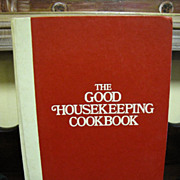 1973, The Good Housekeeping Cookbook