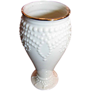 Beautiful Gilt Porcelain Bud Vase by Lenox