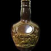 SALE Vintage Royal Doulton Pottery Bottle Chivas Brothers Ltd. Scotland