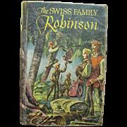 1949, The Swiss Family Robinson by Johann Wyss, Beautifully