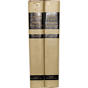 The Complete Works of William Shakespeare - Two Volume Set