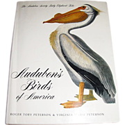 The Audubon Society Baby Elephant Folio.Audubon's Birds of America , By Peterson
