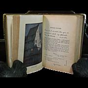 Alfred M Hitchcock, September 1927, Junior English Book, for Hartford Public High School