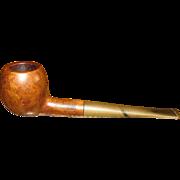 SALE Vintage Bertram Washington D.C. Straight Briar Estate Pipe #25