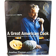 SOLD Harris, S.O. - A Great American Cook by Renowned Chef Jonathan Waxman