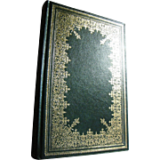 """Fanny Hill"" Memoirs of a Woman of Pleasure by John Cleland, Leather Bound, Like New"