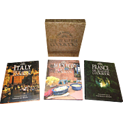 The Best of The Beautiful Cookbooks: France, Italy & Mexico [Gift Boxed Set] Hardcover, Like N