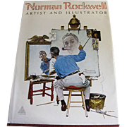 SOLD Norman Rockwell Artist and Illustrator, 1st Edition, 1970 by Abrams
