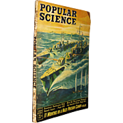July 1945 Popular Science - American Destroyers Help Smash Japan - How the Gyroscope Stopped J