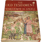"""""""The Old Testament"""" Illustrated by Marguerite De Angeli 1960"""