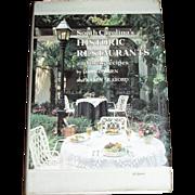 South Carolina's Historic Restaurants Recipes by O'Brien & Mulford HCDJ 1984 1st Edition