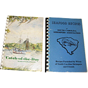 Catch-of-the-Day Southern Seafood Secrets & Seafood Recipes by South Carolina Shrimpers Associ