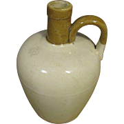 Circa 1920's 1/2 Gallon Moonshine Jug by Ben Wyvis of Scotland, Brown & Tan ...