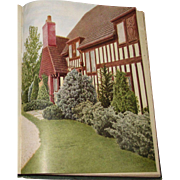 1947, The Complete Book of Garden Magic by Roy Edwin Biles, Vintage Illustrated Gardening