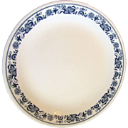 "Two 10"" Dinner Plates Blue Onion Pattern by Corelle Corning"