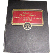 1958, Little &  Eves Complete Book of Science, Illustrated