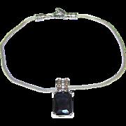 """Stylish Silver Tone Bali Style 16"""" Choker Necklace"""