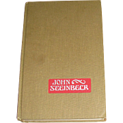 The Short Novels of John Steinbeck , First Edition 1953 Hardcover‏