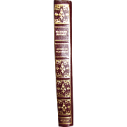 1949, Madame Bovary by Gustave Flaubert..International Collectors Library, Bound in Faux ...
