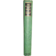 The Return of the Native by Thomas Hardy copyright 1922 Harper's Modern Classics, English ...