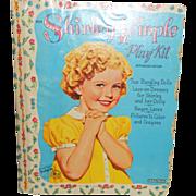 1959 Shirley Temple Play Kit