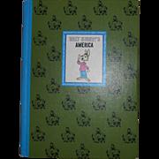 1965 Walt Disney's America Book