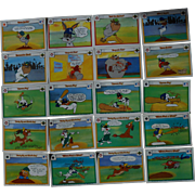1990 Upper Deck Looney Tunes Baseball Cards