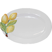 Made in Italy Lemon Serving Dish