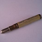 1920's Bullet Pencil