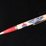 Old 1930's Promotional Retractable Pencil