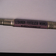 1920 to 1930's Bullet Pencil