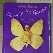 REDUCED SALE: Anne Geddes - Down in the Garden - Book -ISBN 1-55912-017-7