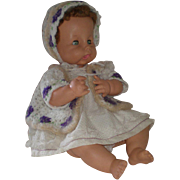 "REDUCED 19"" Horsman Thumb Sucker Baby Doll"