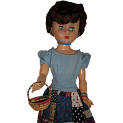 "REDUCED 24"" Revlon Style Doll - Wearing Ketty Dalsgaard Jewelry from Buch & Deichmann Den"