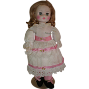 "SALE 14"" Horsman Cloth & Vinyl Doll"