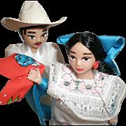 Vintage My Jo Ethnic Dolls