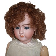 "REDUCED 32"" Antique Heinrich Handwerck #99 Dep German Bisque Doll Circa 1900"