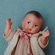 SOLD Effanbee Baby Tinyette